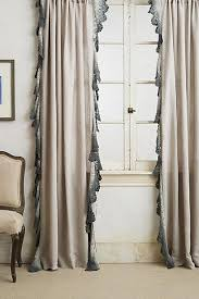 Grey Ombre Curtains Grey Lace Curtain