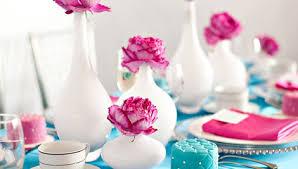 Summer table decorations  webstash
