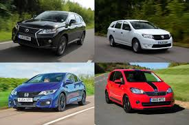 compact cars vs economy cars most reliable used cars auto express