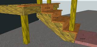 Deck Stair Handrail Height Solving Porch Problems Thisiscarpentry