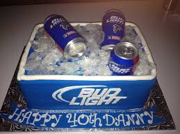 Metal Budweiser Cooler by 29 Best Beer Cakes Images On Pinterest Beer Cakes Bud Light