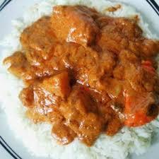 cuisine malienne mafé recette du mafé sauce à la pâte d arachide et à la viande