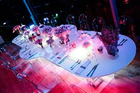 location matã riel mariage mise en place lumineuse pour votre mariage mariages salle de