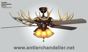Diy Antler Chandelier Ceiling Fan White Chandelier Ceiling Fan Light Kit Diy Ceiling
