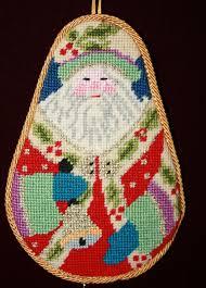 santa kit 1 u2014 needlepoint place