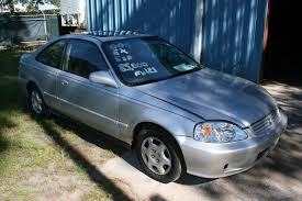 2000 honda civic ex coupe 5sp honda used parts north myrtle beach