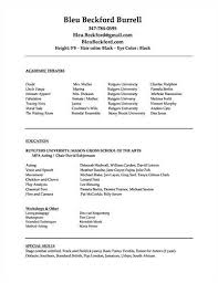 Formal Resume Format Sample by Formal Resume Template Best Template Collection