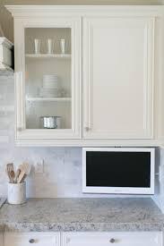 Kitchen Clock Radio Under Cabinet Kitchen Tvs Picgit Com