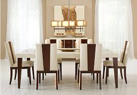 Reasonable Dining Room Sets by Sofia Vergara Savona Ivory 5 Pc Rectangle Dining Room 875 00