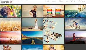 best free portfolio templates best themes of 2014 updated