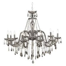 chandelier chandelier omni chandelier chic smoke colored chandelier z gallerie
