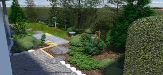 adding a tsukubai to finish up our small backyard japanese garden