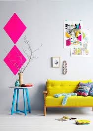 Adore Home Decor Adore Home Magazine Neon Color Schemes And Wallpaper