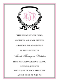 luncheon invitation wording graduation luncheon invitation wording jpg