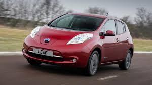 nissan leaf acenta range road test nissan leaf tekna 5dr auto 6 6kw charger top gear