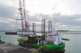 galloper galloper owf foundations complete subsea world news