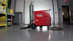 lincoln 256 power mig welder youtube