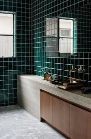 Blue And Green Bathroom Ideas 81 Best Square Tile Design Inspiration Images On Pinterest