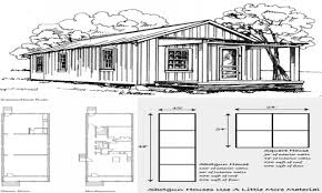 100 little house plans 100 modern shotgun house plans