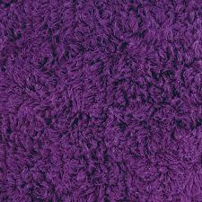 genuine flokati vivid purple shag rug from the flokati rugs