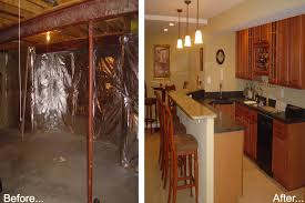 unfinished basement ideas throughout collection pictures of
