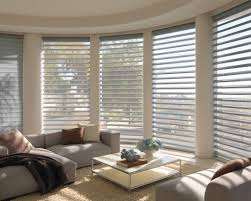 Modern Window Blinds Decorating Hunter Douglas Shutters With Modern Window Coverings