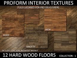 Interior Textures Second Life Marketplace Proform Interior Textures Hard Wood