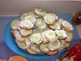 Baby Shower Food Spread These Are Always A Hit You Need French Bread Sliced 2 Packages