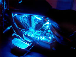 Led Lights For Motorcycle Engine Lighting For Motorcycles Neoncycle St Louis Mo