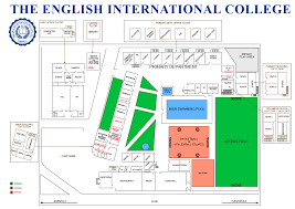 Marbella Spain Map by Campus Plan The English International College Marbella Spain