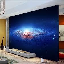 Charming Blue Galaxy Wallpaper Spiral Nebula Wallpaper