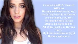havana hair atlanta havana camila cabello ft young thug lyrics youtube