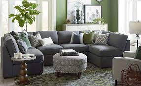 u shaped leather sectional sofa fashionable u shaped sectional sofa new lighting