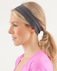 athletic headbands running headband on the hunt