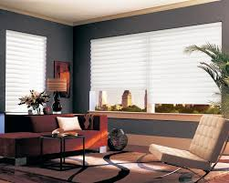 Modern Blinds For Living Room Modern Living Room With Crown Molding By 3 Day Blinds Zillow