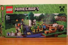 minecraft fire truck lego minecraft the farm 21114 review truthfulnerd