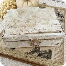 best 25 shabby chic boxes ideas on pinterest beach decorations