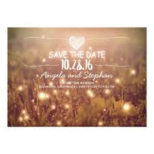 save the date invitation string of lights blush rustic save the date cards zazzle