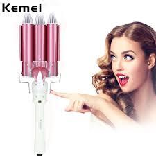 Bed Hair Waver Online Get Cheap Pink Wand Curler Aliexpress Com Alibaba Group