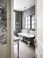 Powder Room Ideas 2016 by Hex Target Handmade Cement Tiles From Popham Design Art