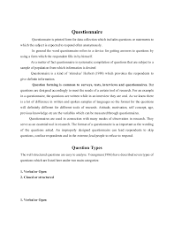 good cover letter for research questionnaire 39 for your images of