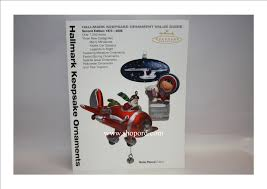 hallmark keepsake ornament value guide second edition 1973 2006