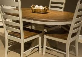 liberty furniture springfield pedestal dining table in honey and