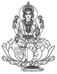 krishna sitting lotus coloring pages download u0026 print