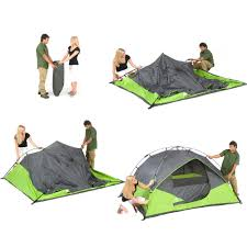 Baby Beach Tent Walmart Ozark Trail 4 Person Instant Dome Tent Walmart Com
