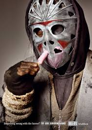Jason Halloween Mask by Friday The 13th And Jason In Advertising This Is Not Advertising