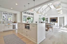 modern kitchen living room ideas open kitchen and living room design ideas