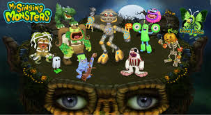 Monsters For Halloween by Getting Ready For Halloween 2014 Msm Style Diane Delsig 64094bi