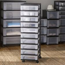 10 drawer cart organizer chest of drawers