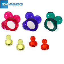Pushpins Customized Size Different Colour Magnet Push Pins Buy Magnet